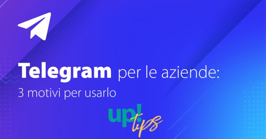 Telegram: uno strumento di marketing da sfruttare