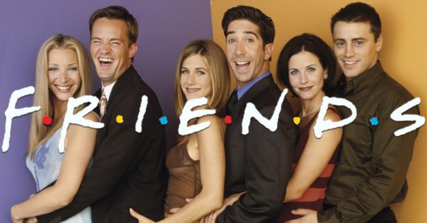 Friends, 27 anni dopo le stesse risate dell'inizio