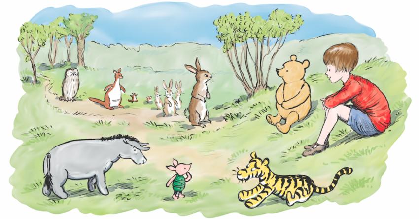 Winnie the Pooh – 95 anni di avventure